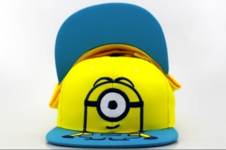 Minions Youth Snapback Hat (5)