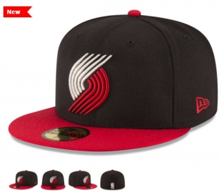 Portland Trail Blazers New era 59fifty caps (3)