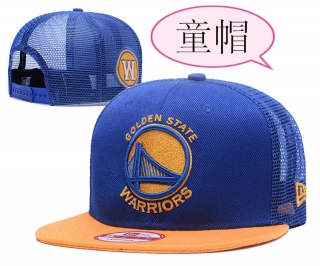 Golden State Warriors kid snapback hat (1)