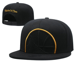 NBA Golden State Warriors Snapback Hat (315)